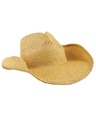 fab straw cowgirl hat.